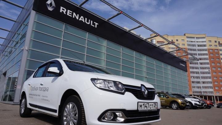 Архангельская экспансия Renault продолжается