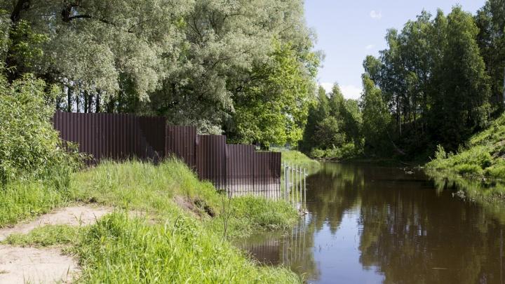 Битва за Волгу: бизнесмен отобрал часть реки у целой деревни