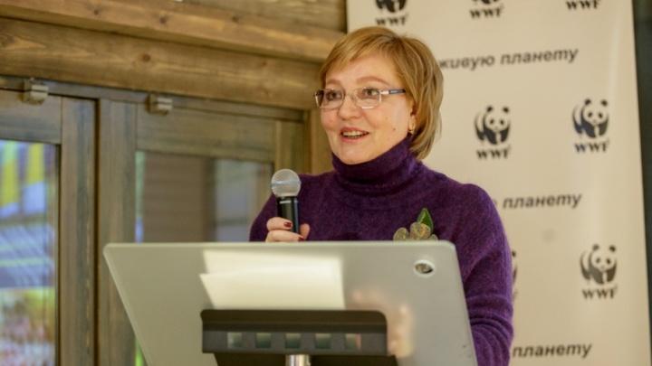 Елена Шатковская стала почетным гражданином Архангельской области