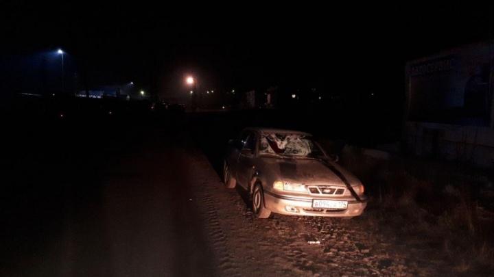 Автомобилист насмерть сбил женщину в поселке на Южном Урале