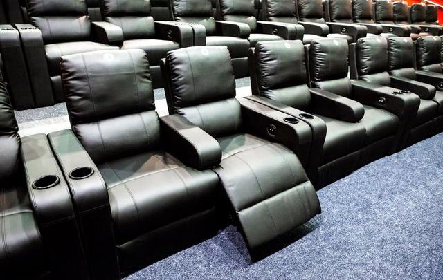 «Мегаполис» приглашает в мягкий кинотеатр