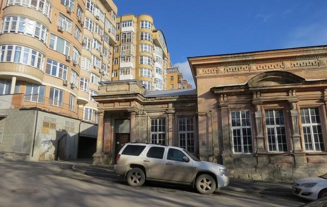 Ростовские активисты вступились за дом Врангеля