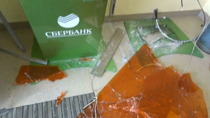 В Челябинске огласили приговор экс-полицейским, грабившим банкоматы Сбербанка