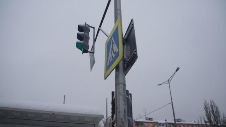 «Это был тестовый запуск»: светофоры на Ракитовском кольце вновь отключили