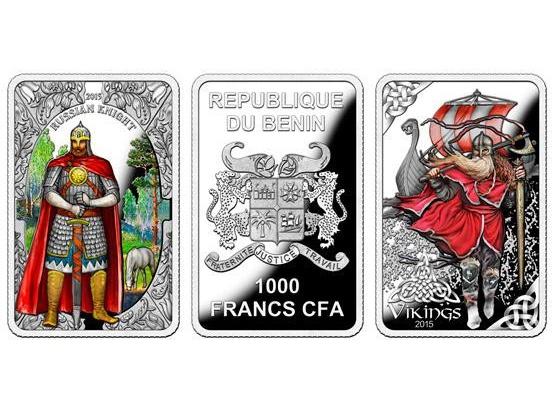 Монеты из драгоценных металлов ко Дню защитника Отечества