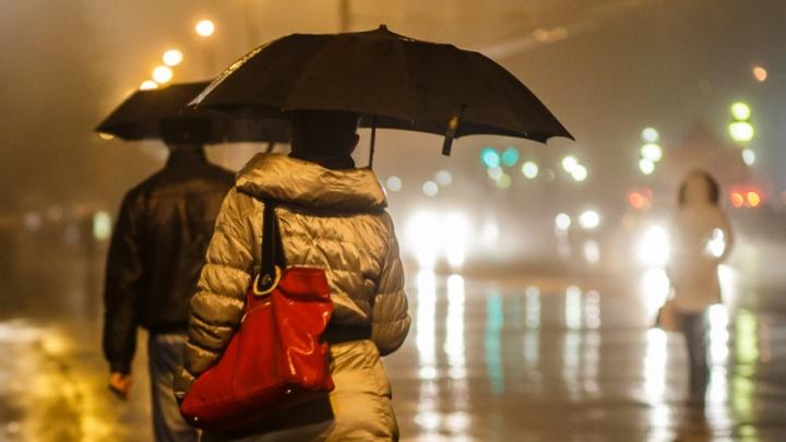 Тепла не будет: Волгограду пообещали холодную и дождливую осень