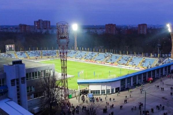 Сразу пять спортивных площадок и баз Ростова будут оснащены по последнему слову техники