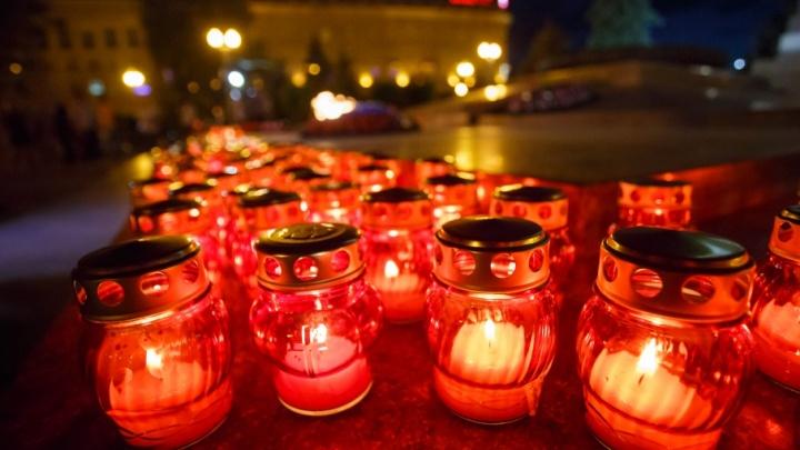 Волгоградцы зажгут свечи в память о погибших в Кемерово
