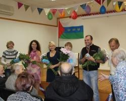 «Газпромнефть-Тюмень» поздравила ветеранов с Днем пожилых людей