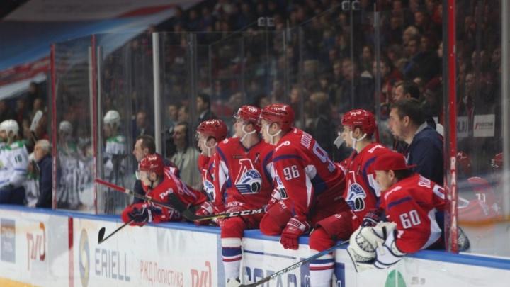 Вот это победа! «Локомотив» набросал в ворота сибиряков семь шайб