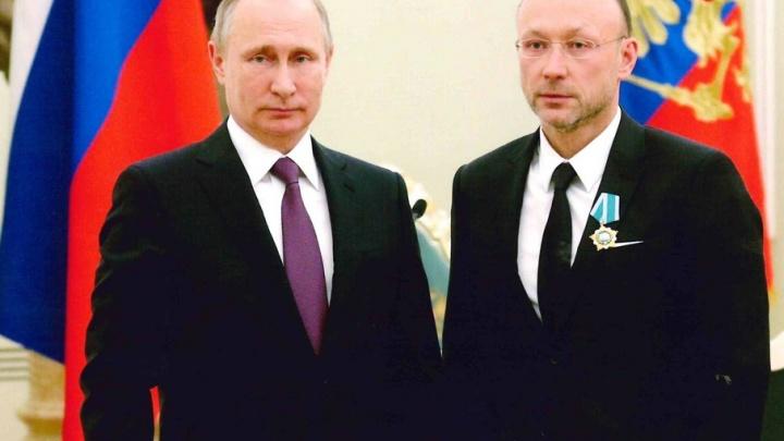 Владимир Путин вручил Игорю Алтушкину орден Дружбы