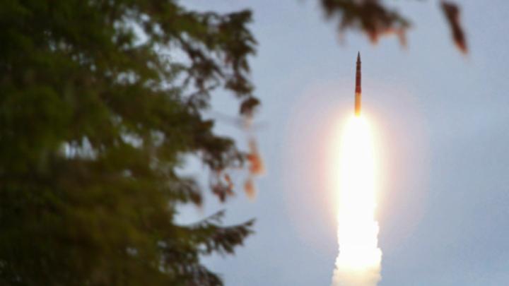 «Донское НЛО» оказалось запуском ракеты «Тополь»