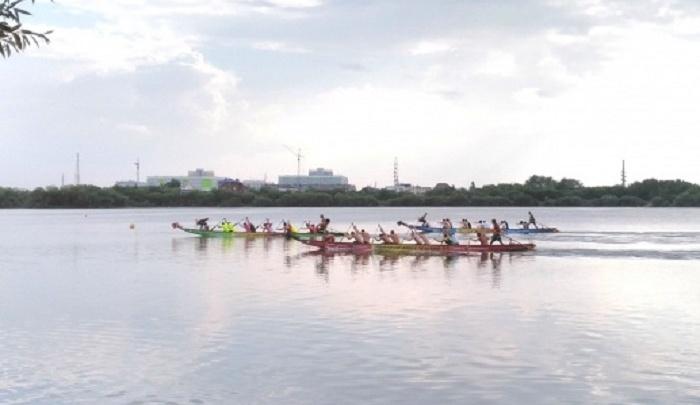 «Драконы» будут рассекать по Мулянке: в Перми пройдут соревнования на экзотических лодках