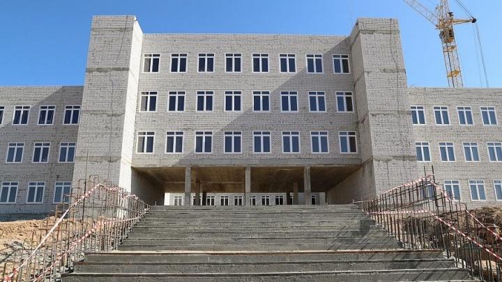 В Волгограде в микрорайоне «Долина» появится первая за четверть века современная школа