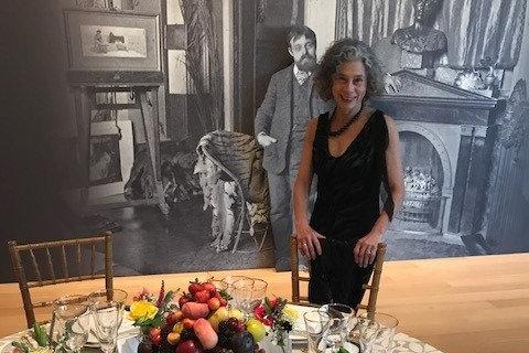 Кулинарный писатель Дарра Голдштейн из Америки изучит традиции северной кухни в Поморье