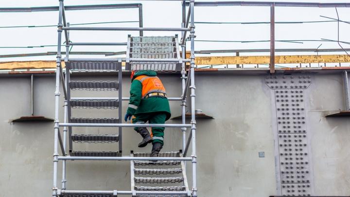 В Железнодорожном и Промышленном районах Самары построят снегоплавильные станции