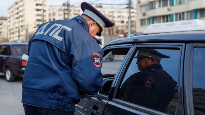 Полицейские Волгограда устроили массовую зачистку негодных автомобилей