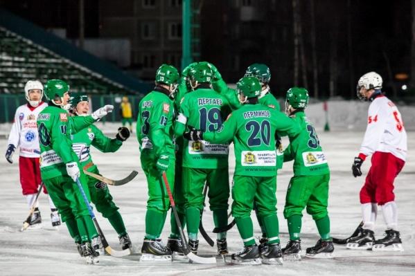 Заключительный матч группового этапа северяне проведут завтра