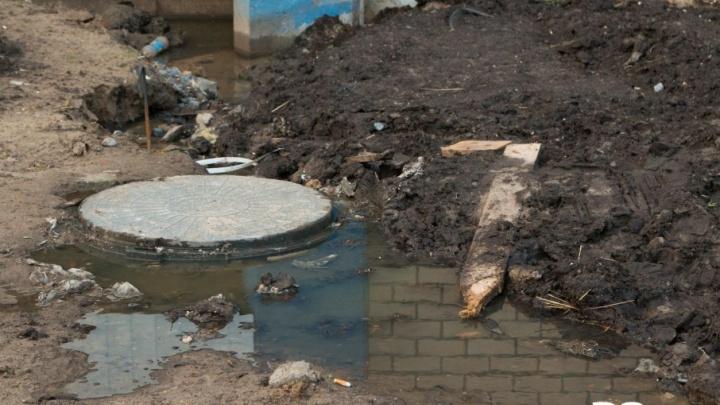 Властей Коношского района принудили наладить обслуживание канализации в поселке Ерцево