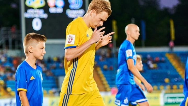 Официально: игрок «Ростова» Павел Могилевец перешел в «Рубин»
