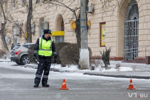 Так сильно Волгоград не перекрывали даже во время приезда Путина