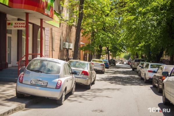 Власти Ростова теряют миллионы на платных парковках