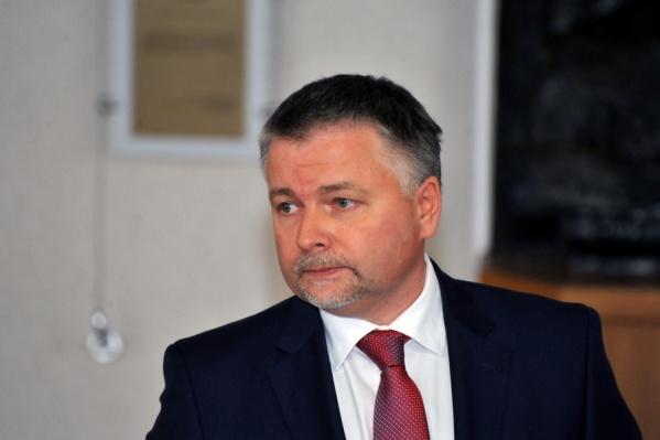 Виктор Костин, первый заместитель председателя правительства Ярославской области