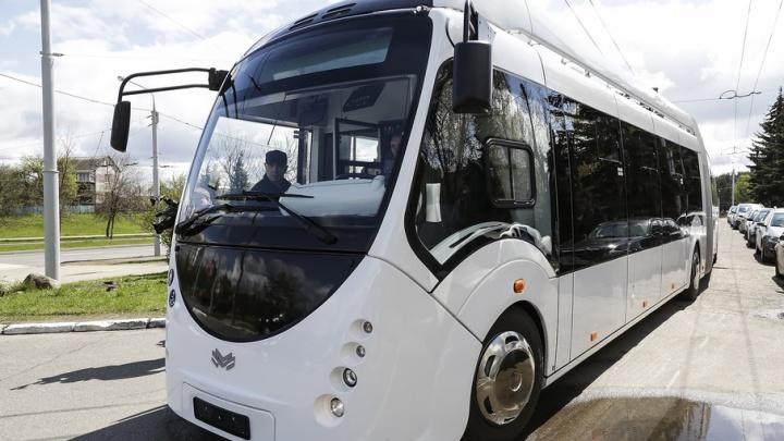 Электробусы будут заряжать за счет трамвайных и троллейбусных подстанций