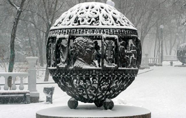Зимние месяцы в Ростове: слякоть или мороз?