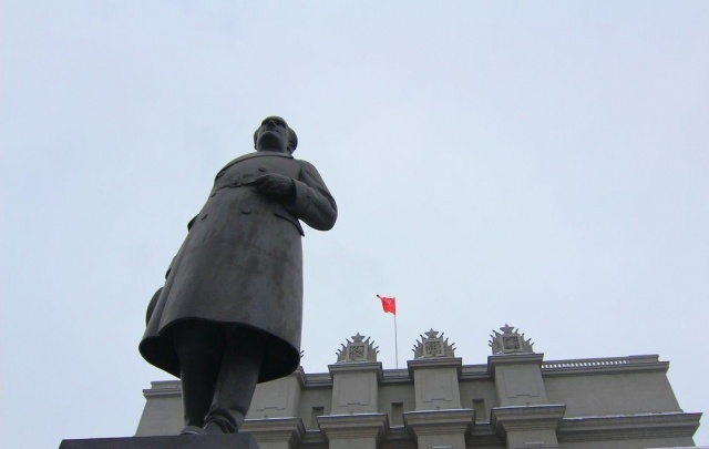 В Самаре площадь Куйбышева отремонтируют до конца октября
