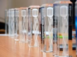 «Хрустальный микрофон» получили ведущие «Диполь FM»