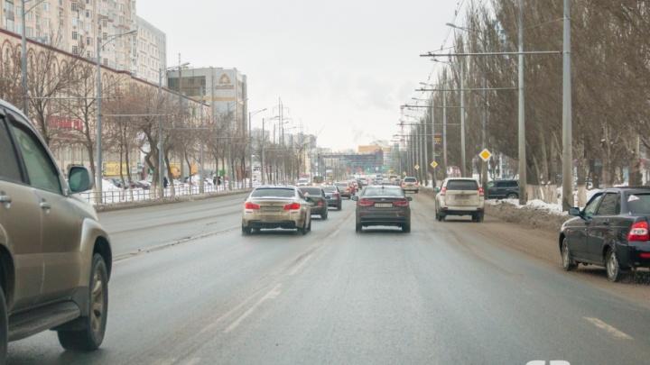 Колеи на Московском шоссе должны устранить до 15 мая