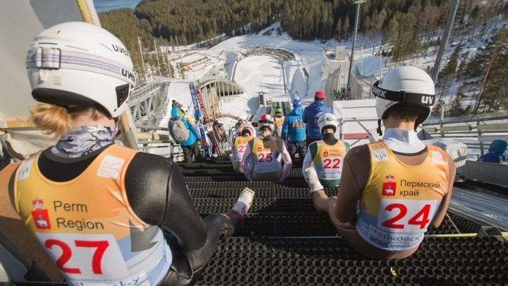 Прикамье примет этапы летнего Гран-при по прыжкам на лыжах с трамплина