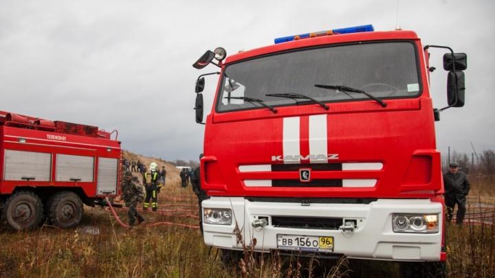 Следствие выяснит причины пожара и гибели трех человек на Соловках
