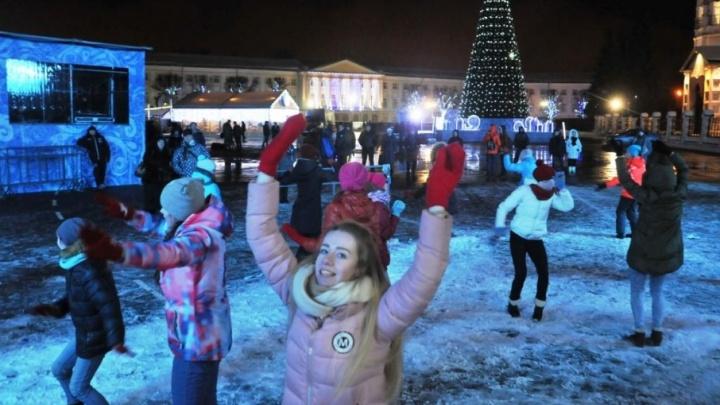 Дискотека, квесты, ярмарка и карусели: Ярославль будет гулять на Новый год 17 дней
