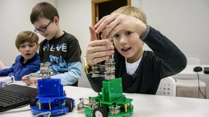 Новый учебный год для изобретателей: в Челябинске открывается центр робототехники