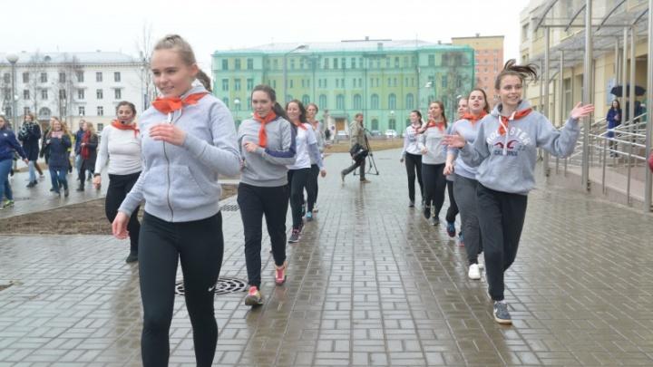 Архангельские студенты примут участие во Всероссийском дне ходьбы