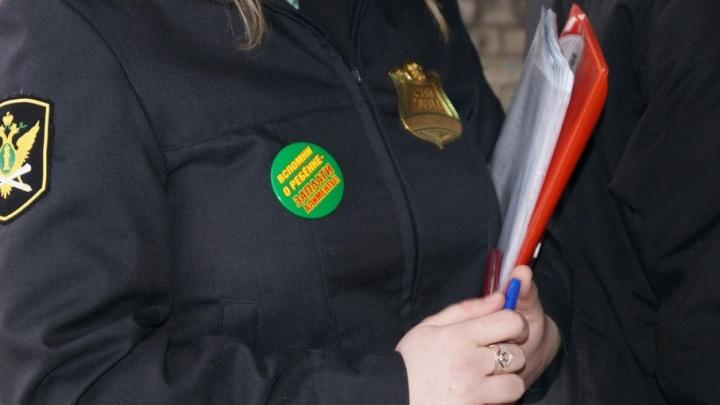 За полмесяца судебные приставы Поморья завели 73 уголовных дела на алиментщиков-уклонистов