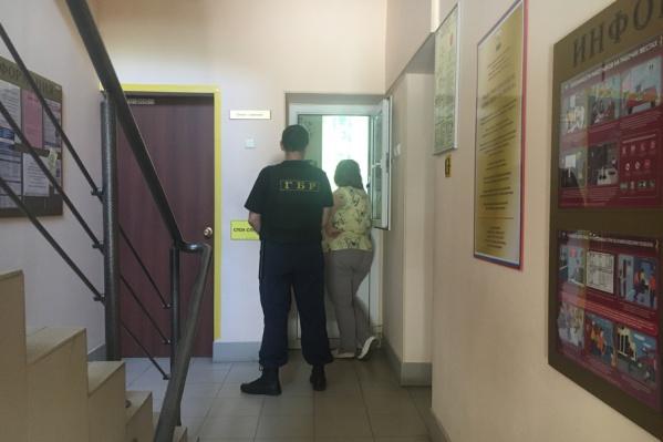 Охрана приехала слишком поздно, уголовника задержать не удалось