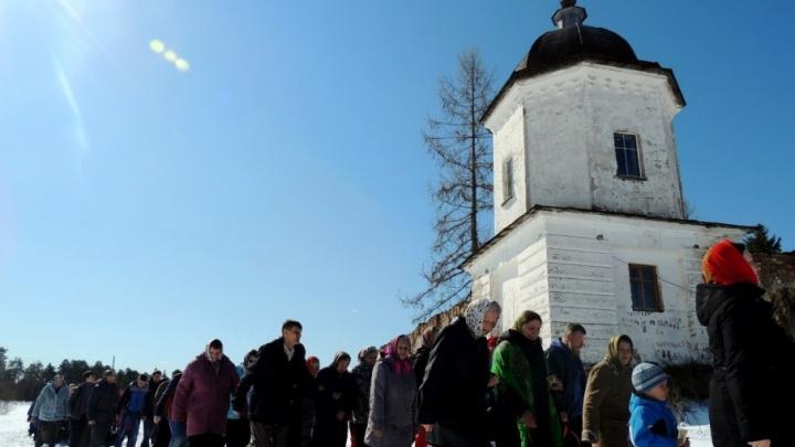 В Поморье состоится православная экспедиция на снегоходах
