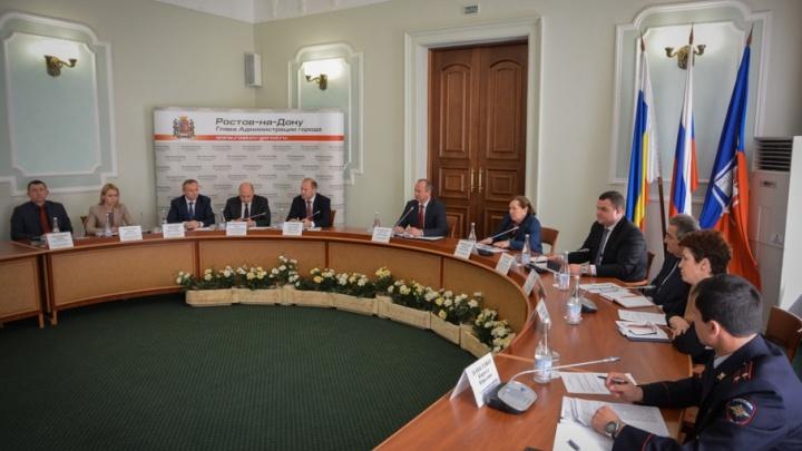Ростовские чиновники  решили отказаться от опасных реагентов в гололед