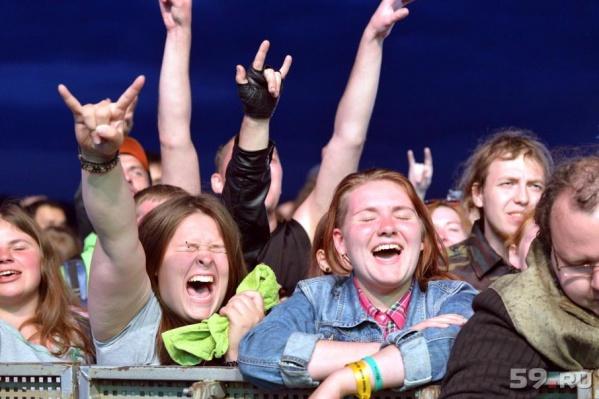 В этом году главный рок-фестиваль Прикамья впервые пройдет не в Перми