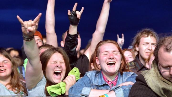 Концерт на скале и видеоинсталляция: рассказываем подробности пермского фестиваля Rock-line