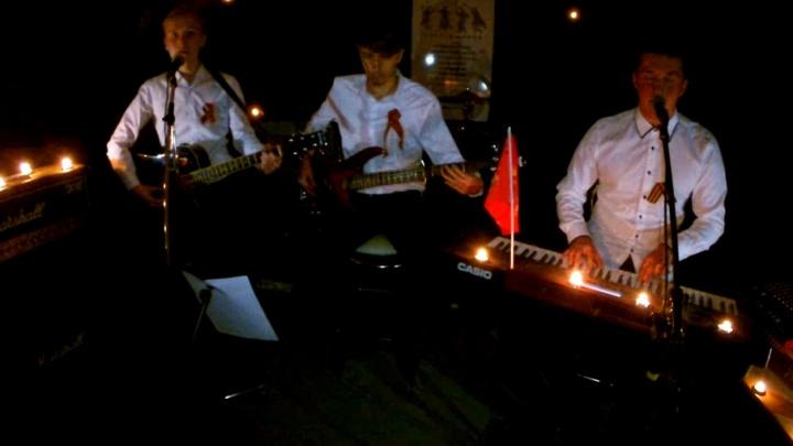 Молодая челябинская группа записала видеоролик на военную песню «Журавли»