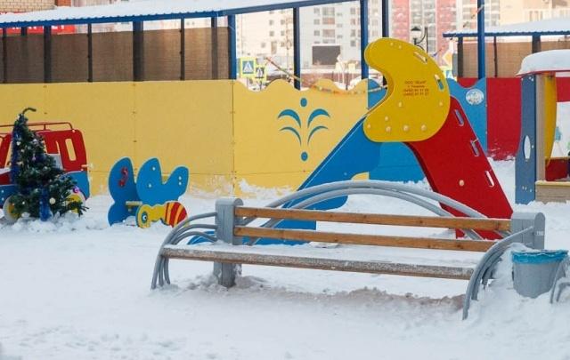 Детсады Тюменской области примут 2000 новых воспитанников