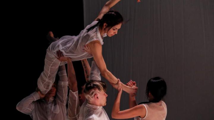 «Шелк» от Челябинского театра современного танца выдвинули на премию «Золотая маска»