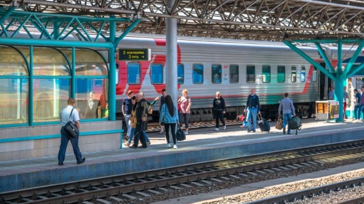 Из-за ремонта железнодорожных путей в Самарской области изменили расписание электричек