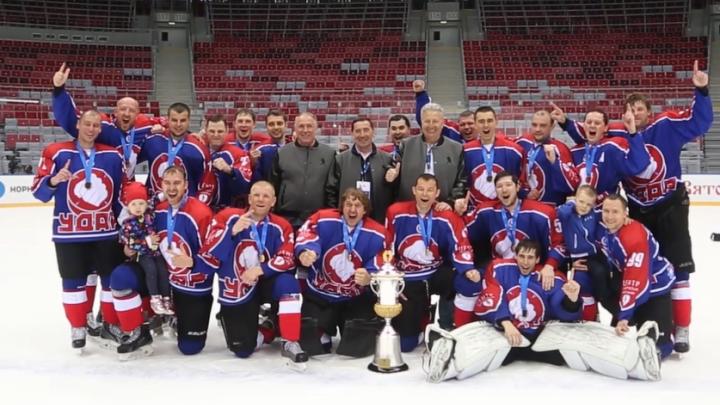 Челябинский «Удар» одержал шесть побед из шести на фестивале НХЛ в Сочи