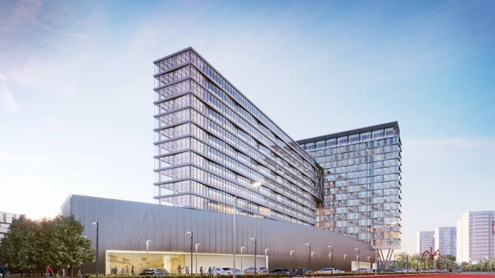 В Челябинске приступили к проектированию высотки с апартаментами и офисами