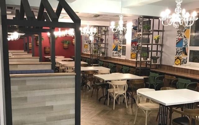 Придумай название для нового кафе и получи 15000 рублей